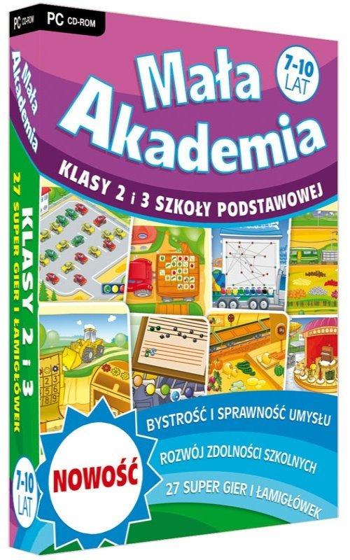 Mała Akademia - Klasy 2 i 3 SP - pudełko programu