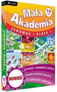 Mała Akademia - Zerówka i Klasa 1 - pudełko programu
