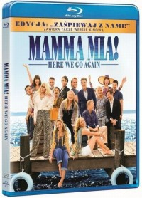 Mamma Mia: Here We Go Again - okładka filmu