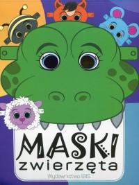 Maski Zwierzeta - okładka książki