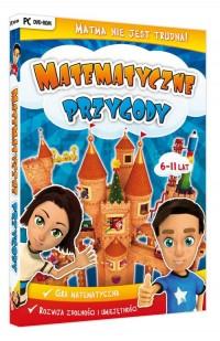 Matematyczne Przygody - pudełko programu