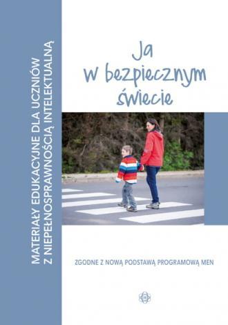 Materiały edukacyjne dla uczniów - okładka książki