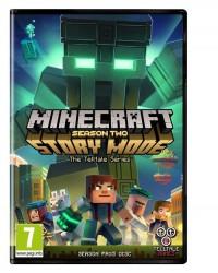 Minecraft Story Mode Season 2 PC. Gra PC Minecraft Story Mode - Season 2 - pudełko programu