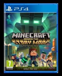 Minecraft Story Mode Season 2 PS4 - pudełko programu