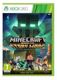 Minecraft Story Mode Season 2  X360 - pudełko programu