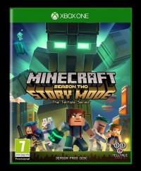 Minecraft Story Mode Season 2 Xbox One - pudełko programu
