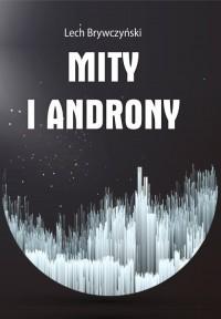 Mity i androny - okładka książki