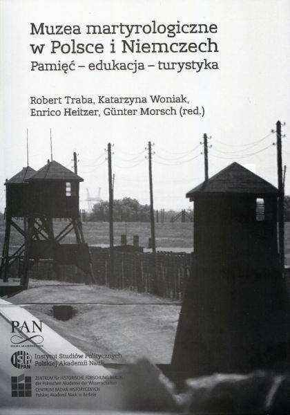 Muzea martyrologiczne w Polsce - okładka książki