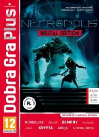 Necropolis Brutal Edition - pudełko programu