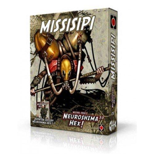 Neuroshima Hex: Missisipi dodatek - zdjęcie zabawki, gry