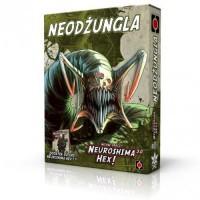 Neuroshima Hex: Neodżungla dodatek - zdjęcie zabawki, gry