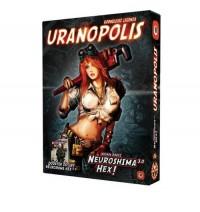 Neuroshima HEX! Uranopolis - Rozszerzenie do gry - zdjęcie zabawki, gry