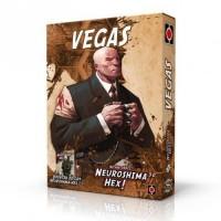 Neuroshima Hex Vegas dodatek - zdjęcie zabawki, gry