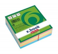 Notes kostka 8x8x3 230 kartek x.book - zdjęcie produktu