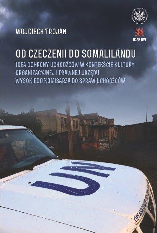 Od Czeczenii do Somalilandu - okładka książki