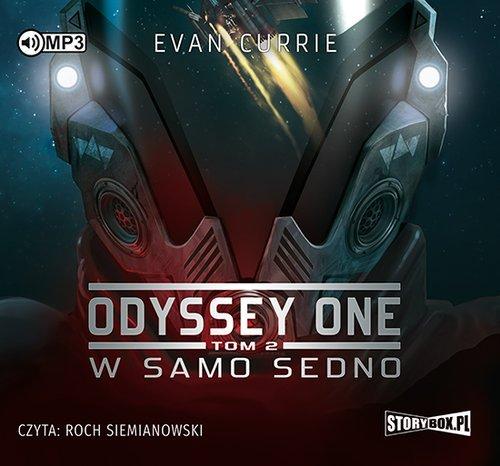 Odyssey One. Tom 2. W samo sedno - pudełko audiobooku