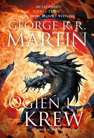 Ogień i krew cz. 2 - okładka książki