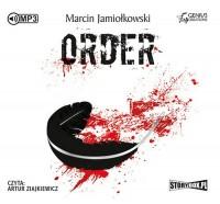 Order - pudełko audiobooku