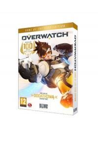Overwatch GOTY - pudełko programu