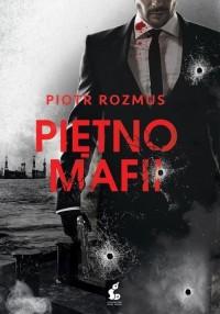 Piętno mafii - okładka książki