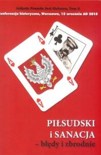 Piłsudski i sanacja. Tom 2 - okładka książki