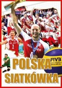 Polska siatkówka - okładka książki