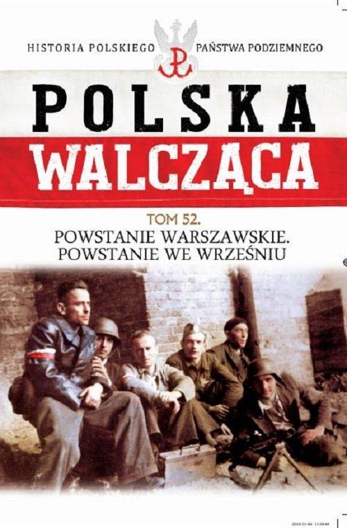 Polska Walcząca. Powstanie Warszawskie. - okładka książki