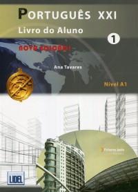 Portugues XXI 1 Livro do Aluno. Nivel A1 - okładka podręcznika