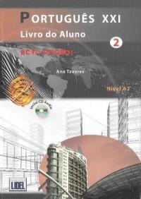 Portugues XXI 2. Podręcznik + ćwiczenia - okładka podręcznika