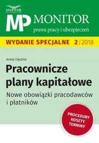 Pracownicze plany kapitałowe. Nowe obowiązki pracodawców i płatników - okładka książki