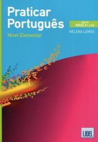 Practicar Portugues Nivel elementar A1 e A2 - okładka podręcznika
