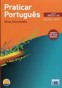 Praticar Portugues Nivel intermedio. B1 e B2 - okładka podręcznika