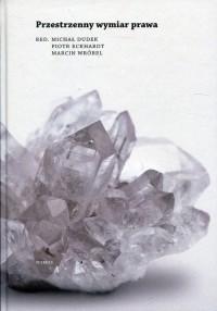 Przestrzenny wymiar prawa - okładka książki