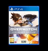 PS4 Overwatch Legendary Edition - pudełko programu