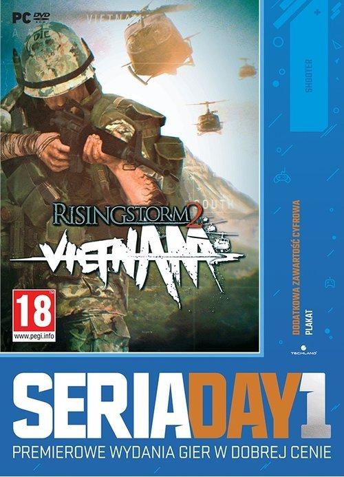 Rising Storm2 Vietnam - pudełko programu