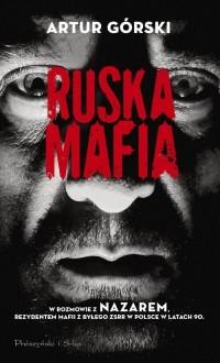 Ruska mafia - okładka książki