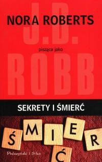 Sekrety i śmierć - okładka książki