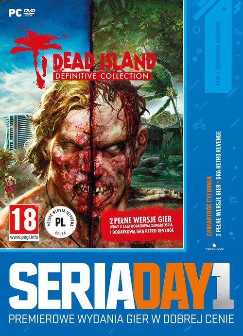 Seria Day1 Dead Island Definitive - pudełko programu