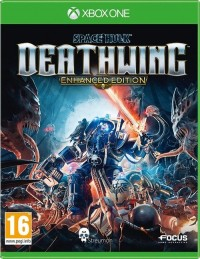 Space Hulk Deathwing Enhnaced Edition Xbox One - pudełko programu