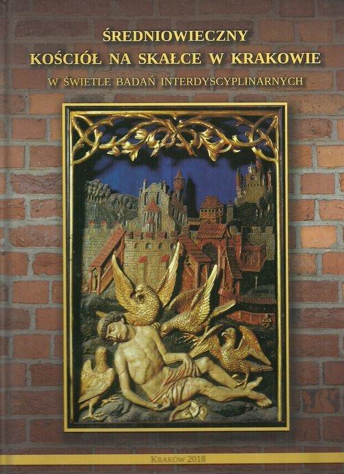 Średniowieczny kościół na Skałce - okładka książki