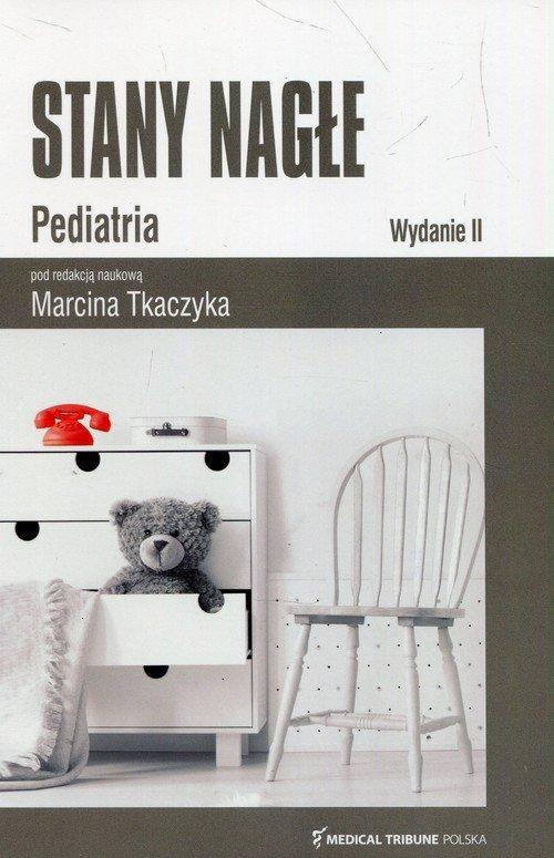 Stany nagłe. Pediatria - okładka książki