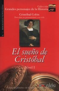 Sueno de Cristobal Nivel 1 - okładka podręcznika
