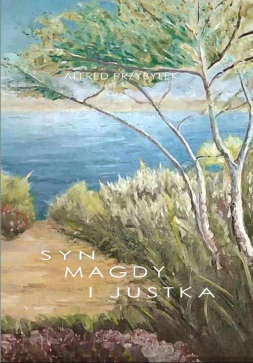 Syn Magdy i Justka - okładka książki