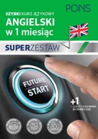 Szybki kurs angielskiego Czasy i czasowniki - okładka podręcznika