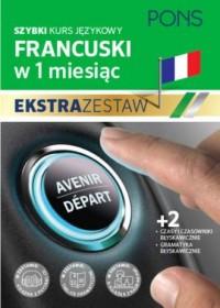 Szybki kurs francuskiego. Czasy błyskawicznie - okładka podręcznika