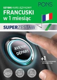 Szybki kurs francuskiego. Czasy i czasowniki - okładka podręcznika