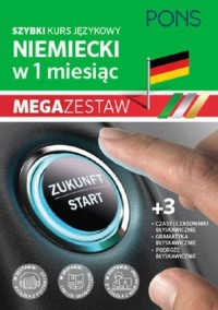 Szybki kurs niemieckiego - okładka podręcznika