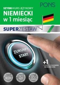 Szybki kurs niemieckiego Czasy i czasowniki - okładka podręcznika