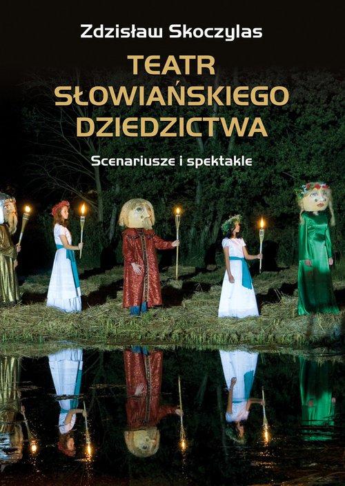 Teatr słowiańskiego dziedzictwa. - okładka książki