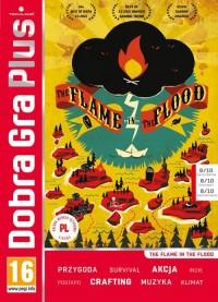 The Flame in the Flood - pudełko programu